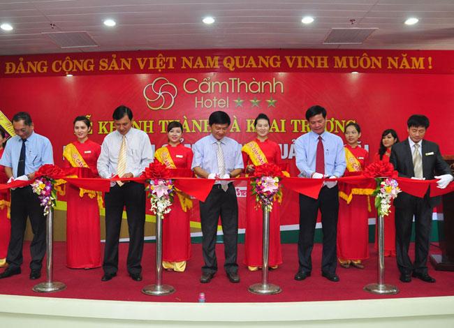 Chuyên tổ chức sự kiện lễ khánh thành khai trương tại Quảng Ngãi