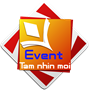 TỔ CHỨC SỰ KIỆN TẦM NHÌN MỚI Logo