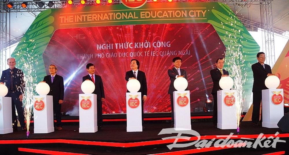 Chuyên tổ chức lễ khởi công, động thổ tại Quảng Ngãi