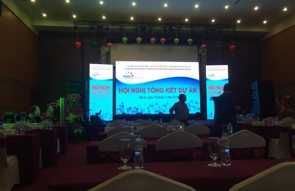 Chuyên tổ chức sự kiện tại Quảng Ngãi